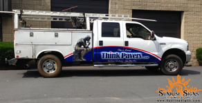 South Jersey Truck Graphics for Contractors