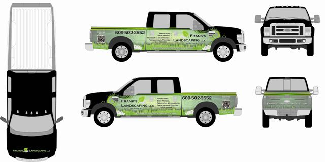 Awesome Vehicle Wrap Templates Gallery - Best Resume Examples by ...