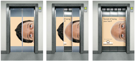 elevator graphics wraps
