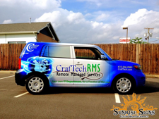 CrafTech Scion xb Car Wraps