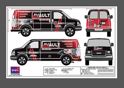 Company marketing and branding strategy blog by sunrise for Car wrap design templates