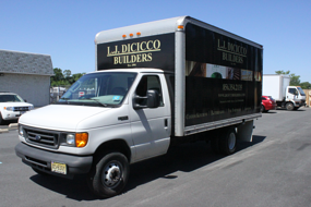 Unique PA and NJ Box Truck Wraps