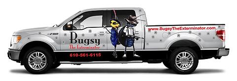 Pest Control Companies Wraps And Graphics