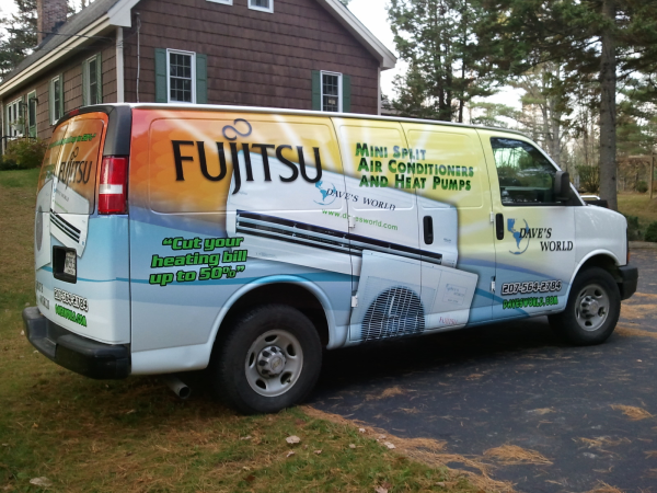 Wholesale Vehicle wrap printing services