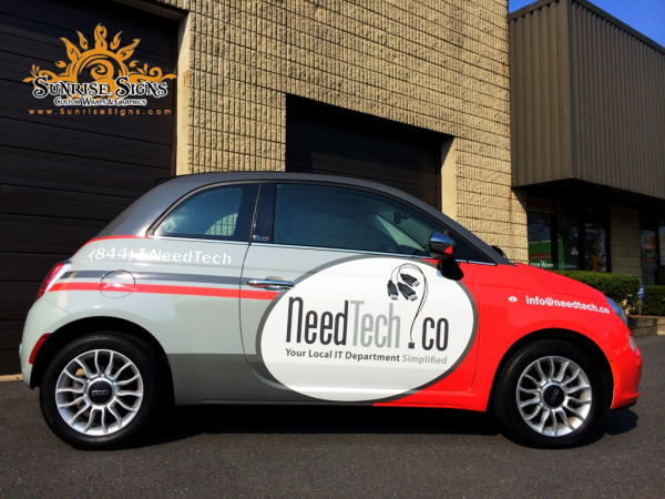 Where to find nationwide vehicle wraps