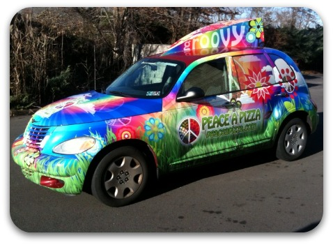 Vehicle Wrap Myths Vehicle Graphics Does Not Mean Flames