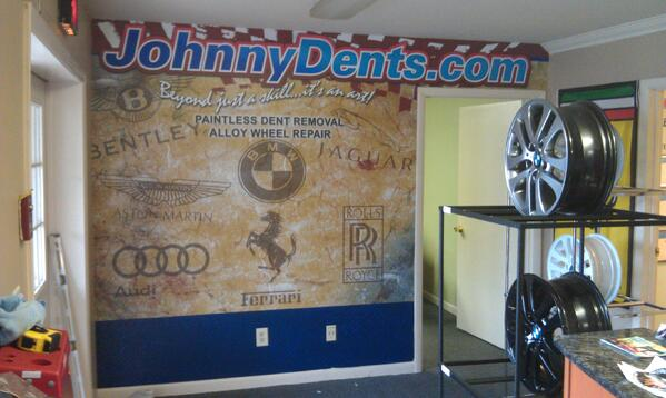 Wall wraps in Philadelphia
