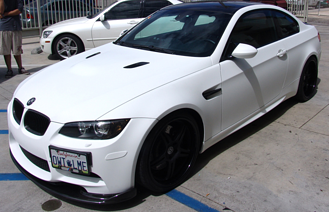 Vehicle Wrap Trends Matte White Car Wraps