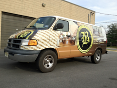 New Jersey Van Wraps