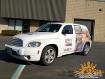Vehicle wraps for home health care companies