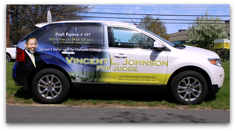 Political Campaign Vehicle Wraps