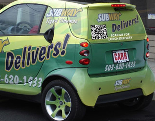 Do Your Vehicle Wraps Have a Call to Action?