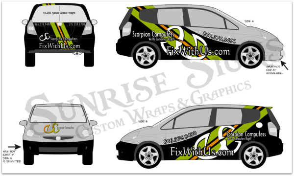 how long does it take to vinyl wrap a vehicle