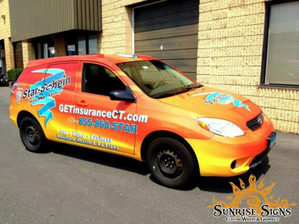 Small business vinyl wraps