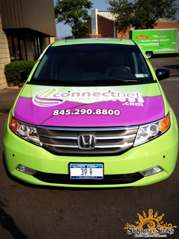 Tri County Honda >> ConnectNet IT Solutions Gets Techie with Honda Odyssey Van ...