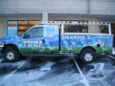 Turf Irrigation Ford F350 Super Duty Truck Wraps