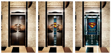elevator wraps graphics