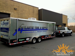 How effective are fleet vehicle wraps