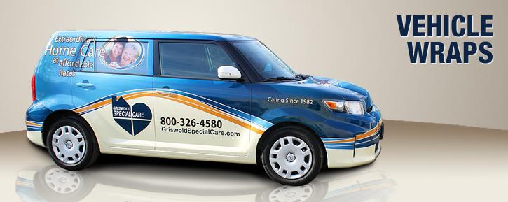 Best Commercial Vehicle Wraps Amp Custom Business Signage