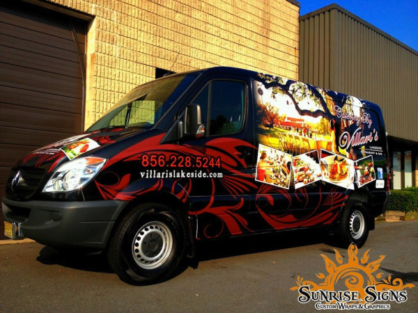 Camden County NJ Vehicle Wraps