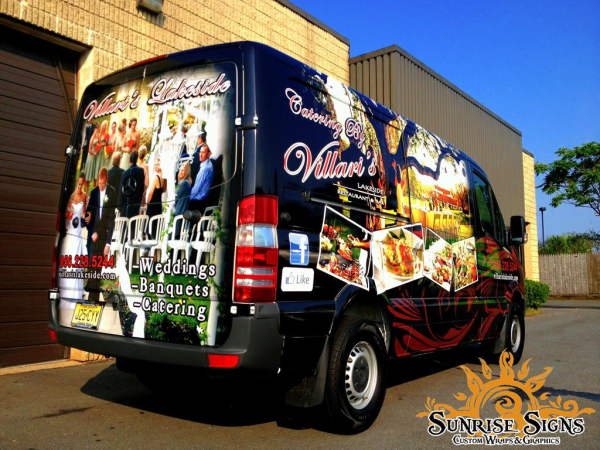 South Jersey vehicle wraps