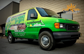 South Jersey Vinyl Vehicle Wraps