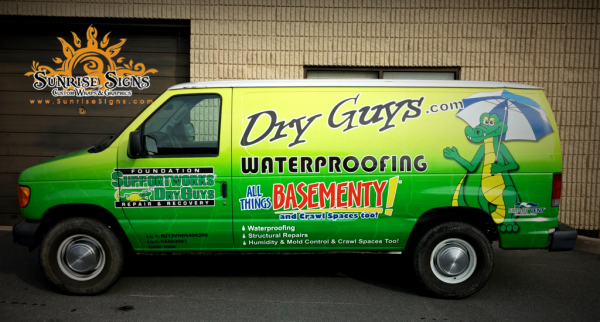 Vinyl vehicle wraps Philadelphia