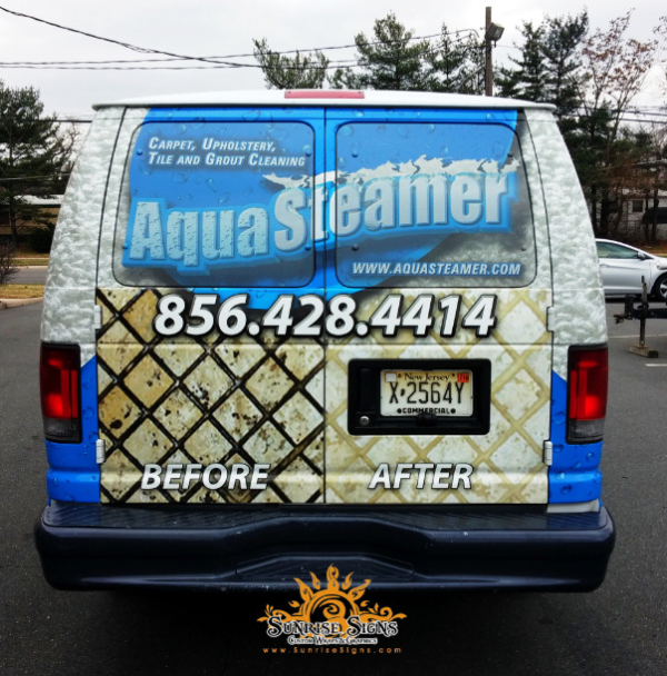Images of South Jersey Vehicle Wraps
