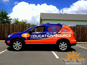 Vehicle Wraps South Jersey
