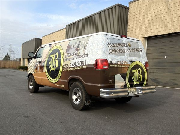 Dodge Ram Vehicle Wrap
