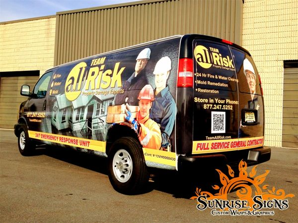 home contractor vehicle wraps