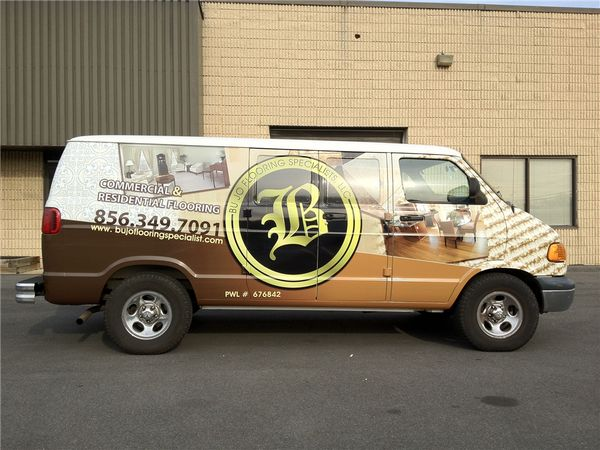 vehicle wraps philadelphia south jersey