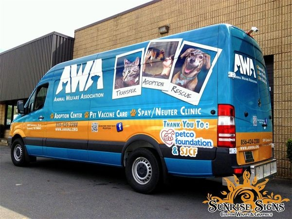Sprinter Fleet Graphics