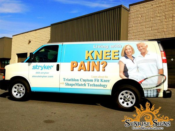 medical vehicle wraps