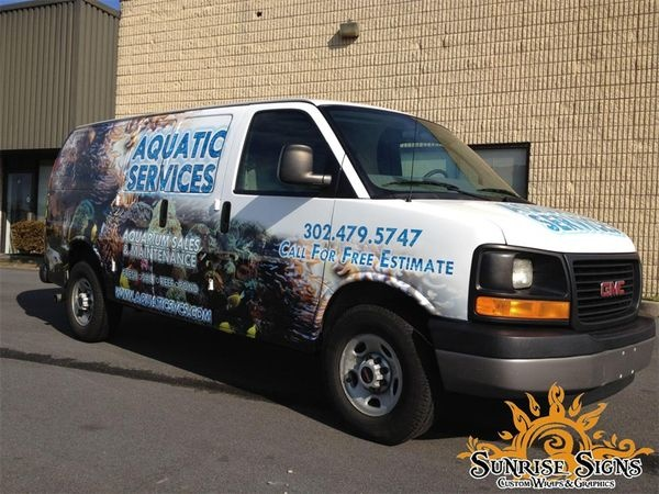 vehicle wraps philadelphia