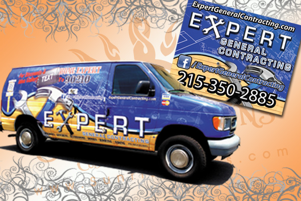 Vehicle wraps and graphics for small businesses