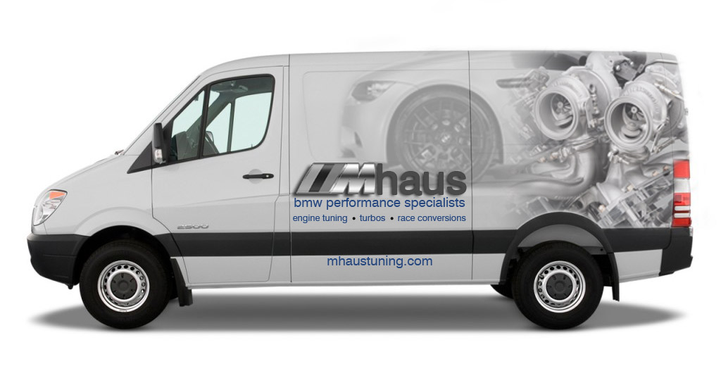 Automotive Dealer Truck Graphics