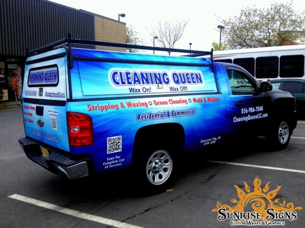 Gloucester City NJ vehicle wraps