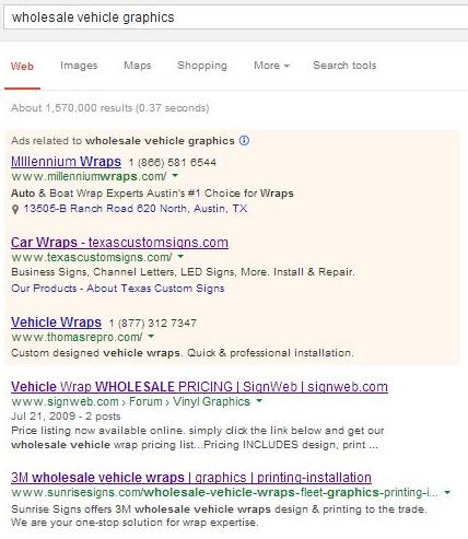 Wholesale Vehicle Wrap Printing Blog | wholesale vehicle