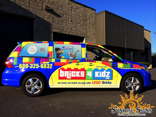 Best Franchise Vehicle Wraps Central Jersey