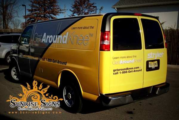 Call Sunrise Signs for Fleet graphics