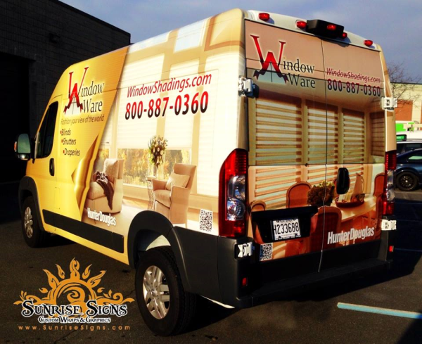 Wholesale vehicle wrap installation PA NJ