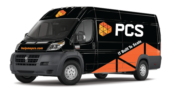 How to Brand with RAM ProMaster van wraps