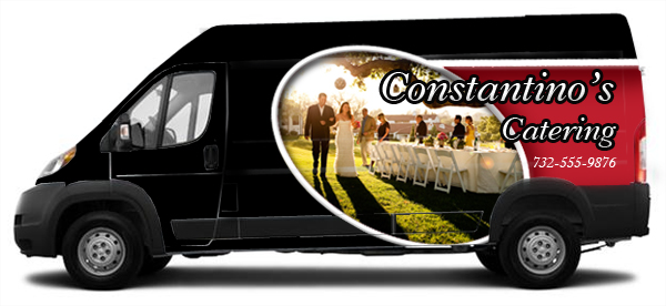 Catering ProMaster Full Vehicle Wraps and Graphics