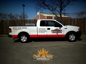 How Much Does a Truck Wrap Cost?