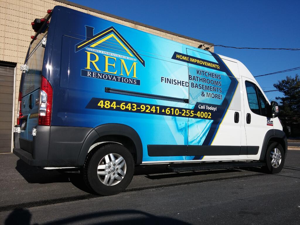 South Jersey Van Wraps