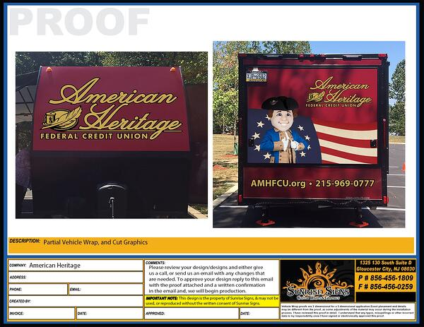 RV Wrap Design Proofs Philadelphia