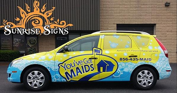 Hyundai Elantra Car Wraps