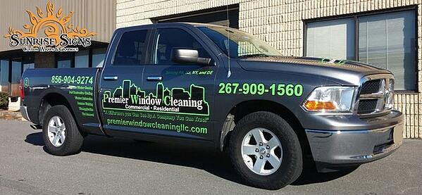 RAM 1500 Truck Graphics and Lettering