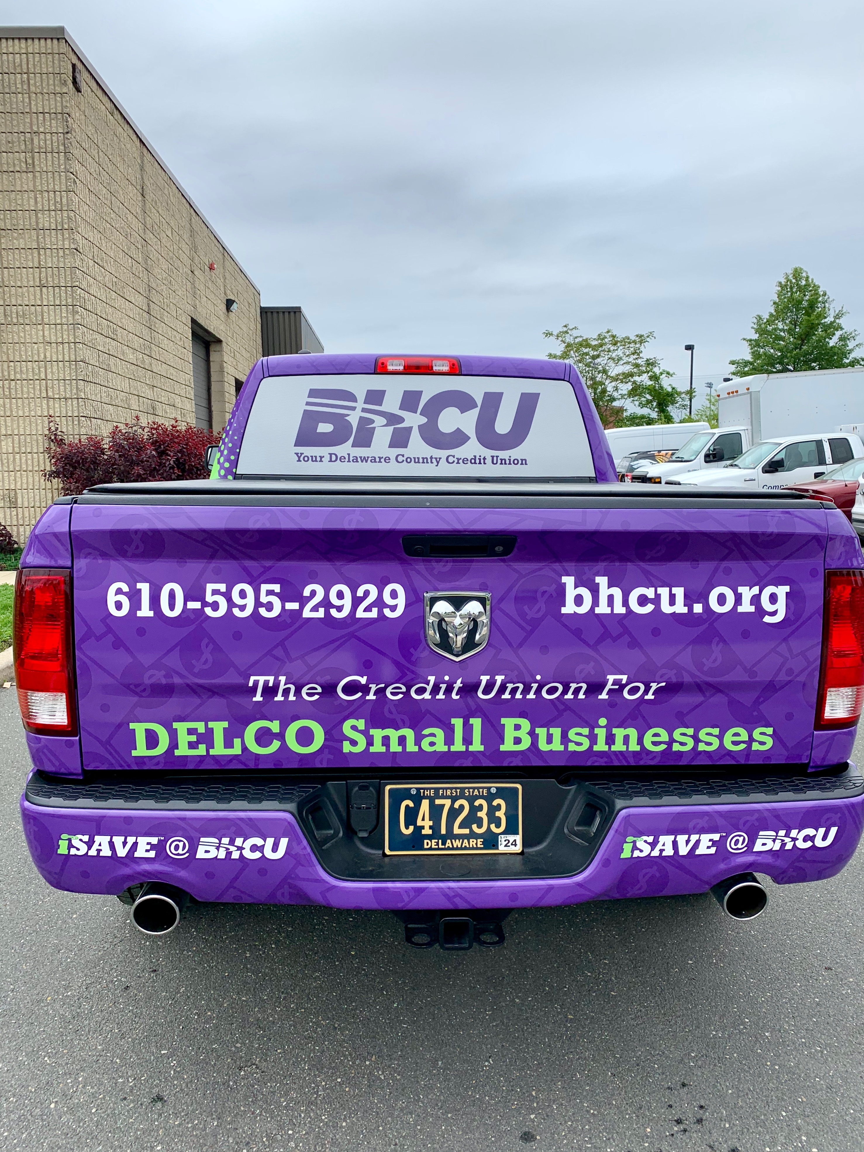 Delaware Vehicle Wraps